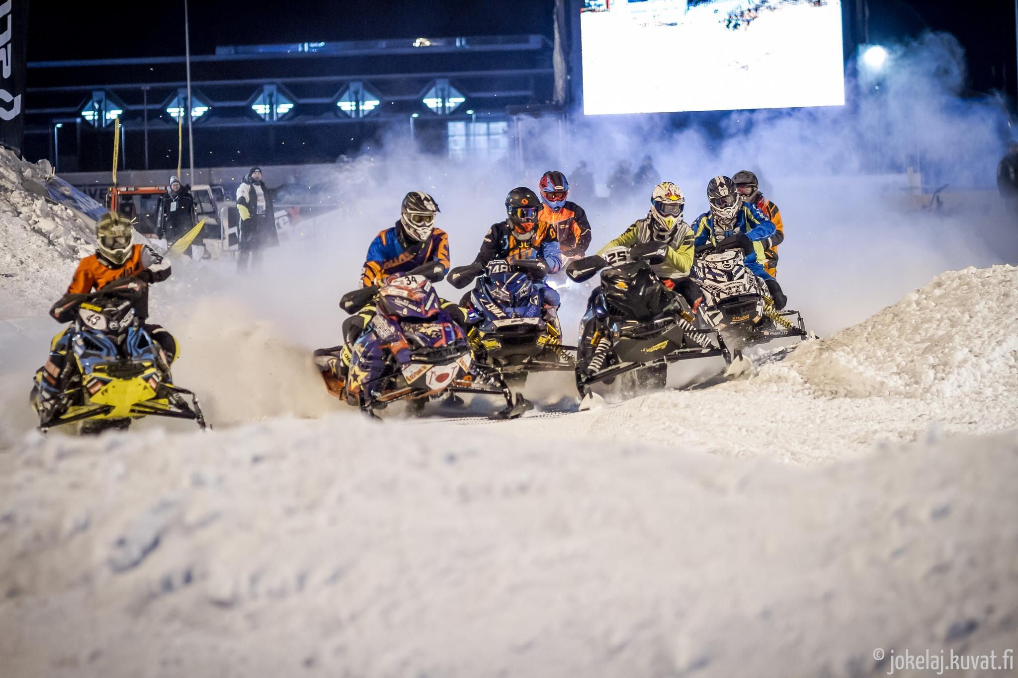 Stadion Snowcross