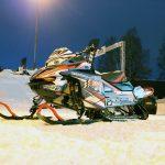 Stadion Snowcross Oulu esillä jälleen kelkkamessuilla 2-3.11.2019